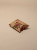 Rose print small pillow gift box BOGOF (Code 2039)